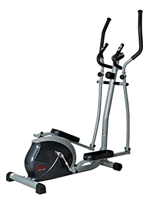 Sunny Health And Fitness Magnetic Elliptical Trainer by Sunny Health & Fitness (SJTT9)