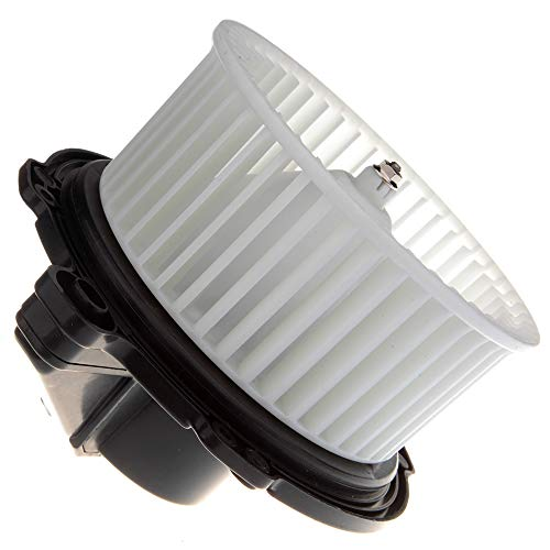 cciyu HVAC Heater Blower Motor with Wheel Fan Cage 615-58505 Air Conditioning AC Blower Motor fit for 2000-2002 Honda Passport /2000 Isuzu Amigo /2002-2004 Isuzu Axiom /2000-2004 Isuzu Rodeo