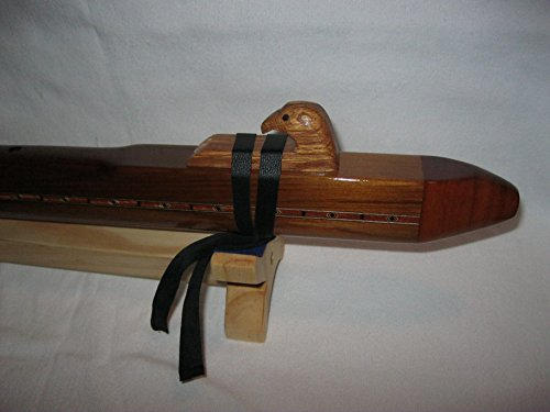 66 Native American Flute - Hand Made - Western Cedar - Key of deep Low C - Awesome Flute