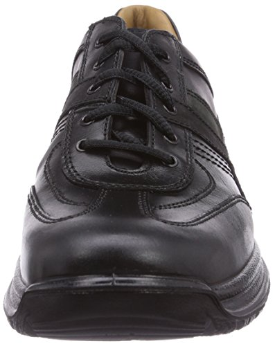 Jomos Up 266 noir Anthracite Oxford Noir Lace Derbies De Hommes 0007 EtPpq