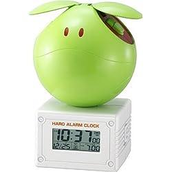Gundam Haro Digital Alarm Clock (3 x 6) Imported from Japan