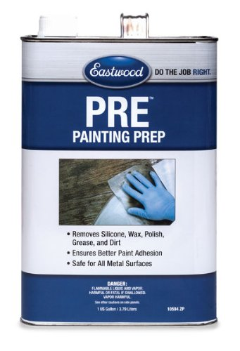 Eastwood Silicone Wax Dirt Powder Remover Pre Painting Gallon by Eastwood