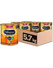 Enfagrow Etapa 3, Pack 5.7 Kg, Alimento a base de leche para niños a partir de 1 año
