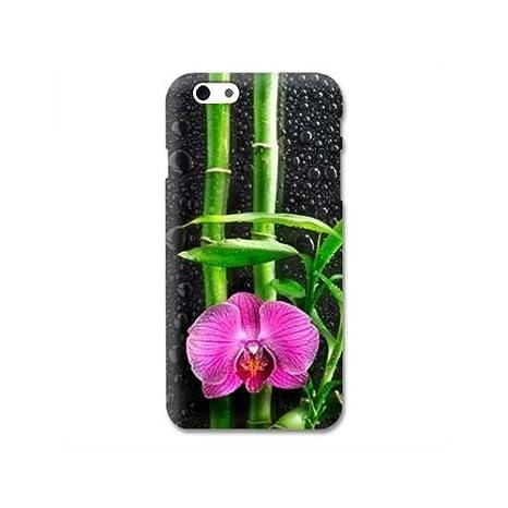 coque iphone 8 plus bambou