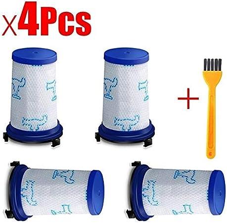 Zyj stores Accesorios para Aspiradora Rowenta Filtro HEPA Kit Rowenta Fuerza 360 X-Pert RH9051 RH9057 RH9059 RH9079 RH9081 Piezas del Aspirador filtros Kit de Accesorios Filtrar (tamaño : 3Pcs): Amazon.es: Hogar