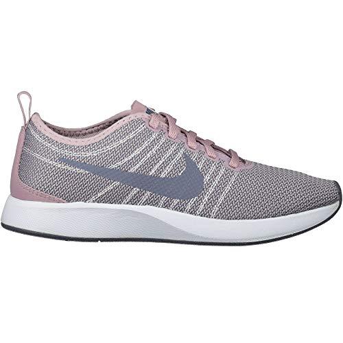 - Nike Women's Dualtone Racer Elemental Rose/Light Carbon Running Shoe 7 Women US