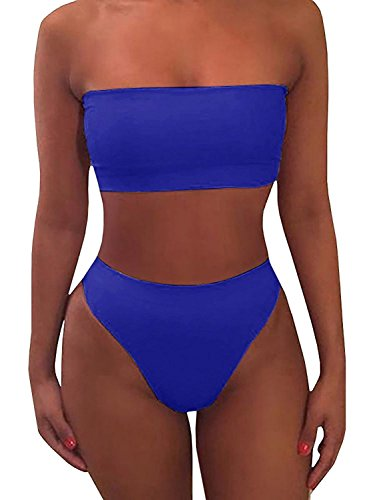 Blue Bikini Set in Australia - 6