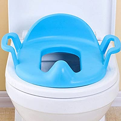 Bathroom Accessories M and F Convenient Kids Baby Toilet Seat Bedpan Cover Toddler Potty Urinal Training Pad Cushion