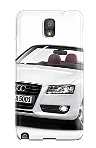 Andrew Cardin's Shop 2907416K18061219 Durable Case For The Galaxy Note 3- Eco-friendly Retail Packaging(audi A5 12)