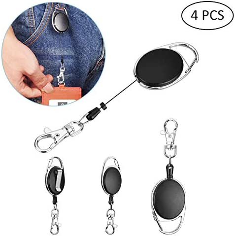 YoungRich Retractable Extendable Strong Lanyard product image