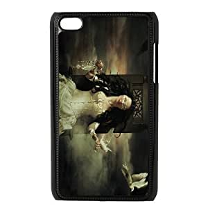 C-EUR Diy Phone Case Of Edward Cullen For For Ipod Touch 4 Cover