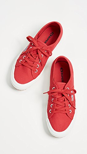Cotu Maroon Superga 2750 Red Women's Sneaker HYPWwq