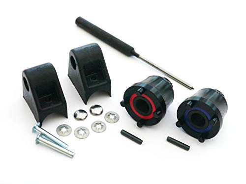 (yczx Bearing Blocks & Pin Punch for Powakaddy Freeway. for Replacement Clutches - Axle)