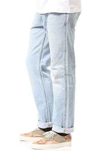 Carhartt Western Pant II Edgewood Cotton Blue Denim 12 Oz. Blue Blast Washed