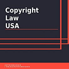 Copyright Law USA Audiobook by IntroBooks Narrated by Andrea Giordani