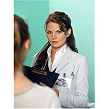 House M.D. with Jennifer Morrison as Dr. Allison Cameron Looking at Camera 8 x 10 Photo