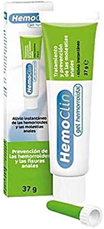 REVA HEALTH - GEL HEMORROIDAL HEMOCLIN