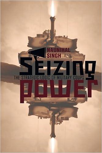 Seizing Power: The Strategic Logic of Military Coups: Amazon.es ...