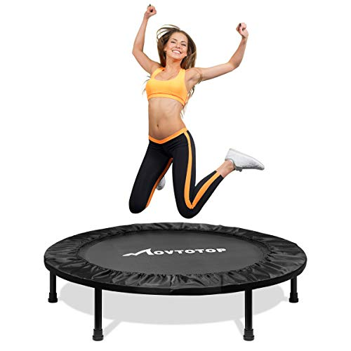 MOVTOTOP Fitness Trampoline Foldable