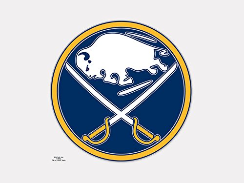 Wincraft NHL Buffalo Sabres Perfect Cut Color Decal, 4