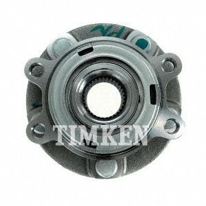 - Timken HA590252 Front Wheel Bearing and Hub Assembly