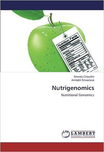 Nutrigenomics: Nutritional Genomics