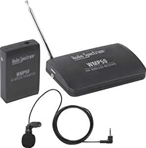 audio spectrum wireless lavalier microphone system hz frequency musical. Black Bedroom Furniture Sets. Home Design Ideas