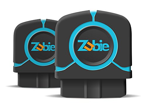 Zubie GL500FAM2P 3G Consumer Connected Car Service with 3G Always-On GPS Tracking (for Families and Teen Drivers), 2 Pack by Zubie