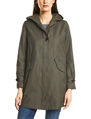 10801 soil Green Street Cappotto One Verde Donna fFOqf