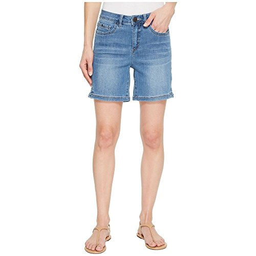 検出抑制する金属(エフディジェイフレンチ) FDJ French Dressing Jeans レディース ボトムス?パンツ ショートパンツ Olivia Shorts in Chambray [並行輸入品]