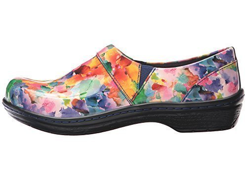Klogs USA Mission Slip-on Clogs Watercolor 8.5 W