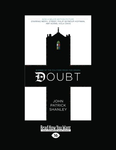 Doubt - a parable: Movie Tie-In Edition