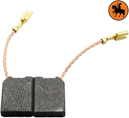 2.4x6.3x7.9 Balais de Charbon pour FELISATTI TP228 coupeuse//scie 6,3x16x20mm
