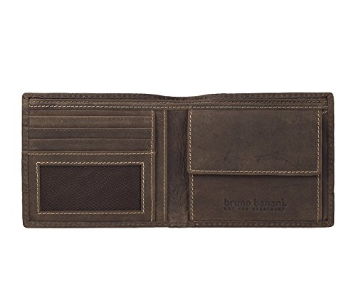 bruno banani Harlem Wallet Cruzar Brown