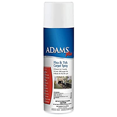 Adams Plus Flea & Tick Carpet Spray from Adams