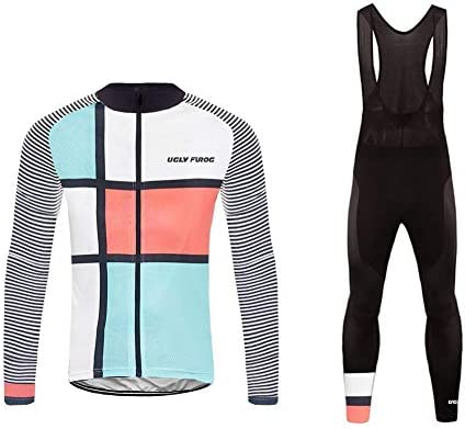 Uglyfrog Bike Wear Ciclismo Maillot Winter Térmico Hombres Jersey ...