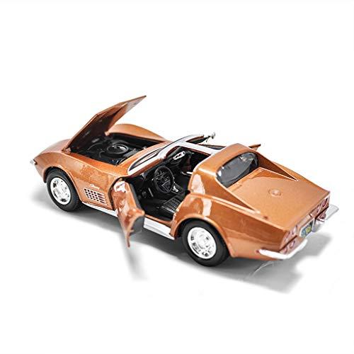SHOP YJX Automodell 1:24 simulation legierung sportwagen modell spielzeug schmuck sammlung schmuck 24x11x6 CM