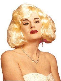 Marilyn Monroe peluca de carnaval