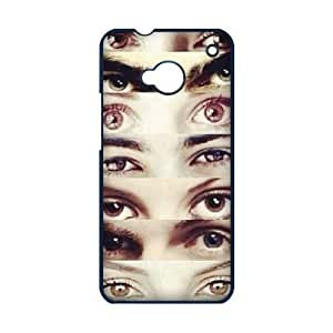 Teen Wolf Protective HTC ONE M7 Case Back Case Cover for HTC ONE M7 by ruishername