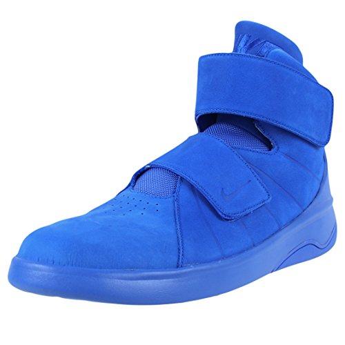 Nike Mens Air Python Prm Scarpe Da Basket Racer Blu 400