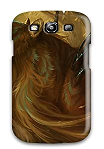 High Quality Shock Absorbing Case For Galaxy S3-forest Guardian