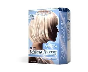 L'Oreal Superior Preference Dream Blonde Complete Color & Care System, Ultra Lightening 100 1 ea