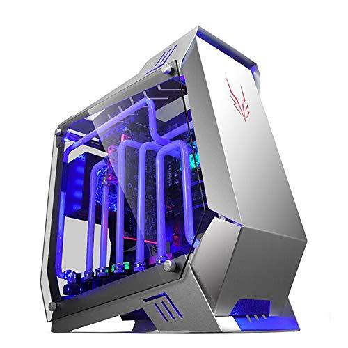 DunShan Computer Host Case Open DIY Aluminum Alloy Water-Cooled Case All Aluminum Desktop Computer Case