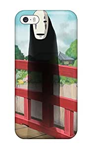 AnnaSanders Premium Protective Hard Case For Iphone 5/5s- Nice Design - Noface From Spirited Away Anime Other