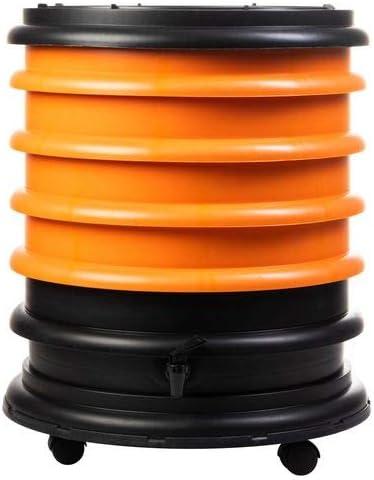 WormBox : Vermicompostador 4 bandejas Naranja - 64 litros: Amazon ...