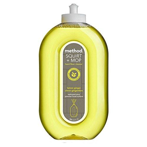 Method Squirt & Mop Floor Cleaner Lemon Ginger