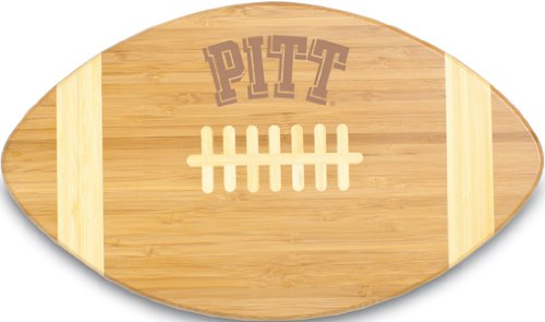 - NCAA Pittsburgh Panthers Touchdown! Bamboo Cutting Board, 16-Inch