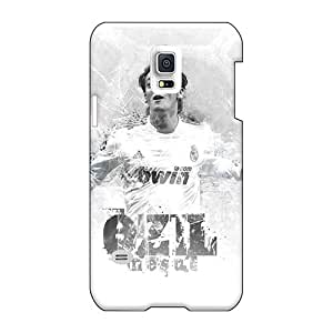 Durable Hard Phone Covers For Samsung Galaxy S5 Mini (pvo5710WXqi) Unique Design Realistic The Best Midfielder For Arsenal Mesut Ozil Pictures