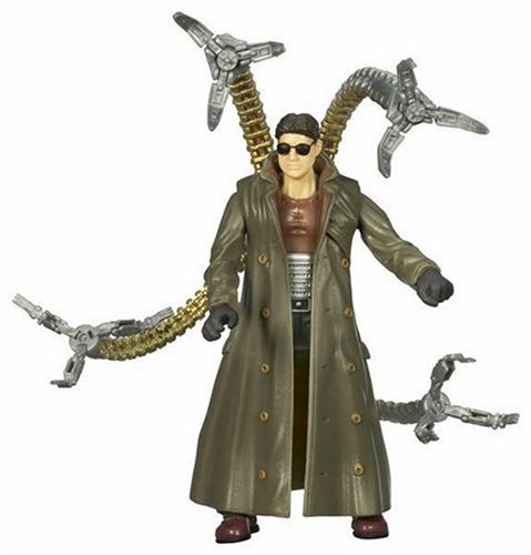 Doctor Octopus Toys - Hasbro Spider-Man Movie Classic 2 Villian Dr Octopus