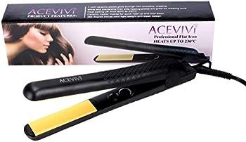 ACEVIVI Ceramic Hair Straightener